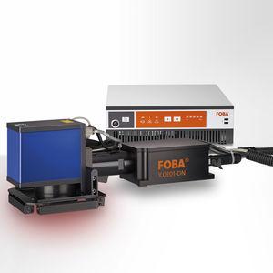 láser para de marcado / pulsado / de fibra / compacto