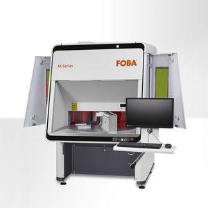 máquina de marcado láser / automatizada / con mesa rotativa