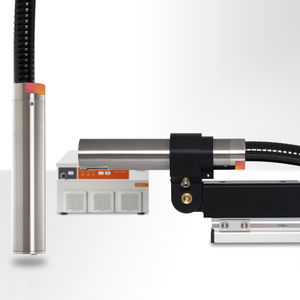 láser pulsado / de fibra / de fibra de iterbio / robusto