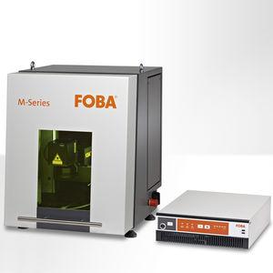 máquina de marcado láser de fibra / láser de fibra pulsado / benchtop / portátil