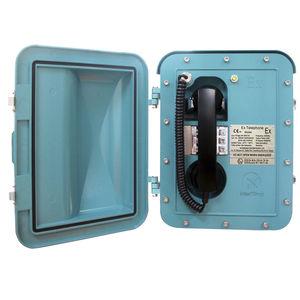 teléfono antideflagrante / VoIP / LAN / WAN