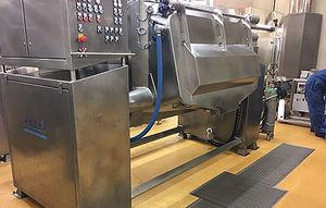 cocedor industrial de vapor