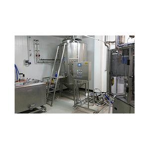 línea de producción yogur