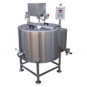 línea de producción de yogur líquido