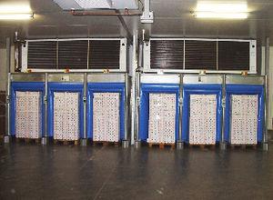 célula de refrigeración de alta eficacia / para la industria