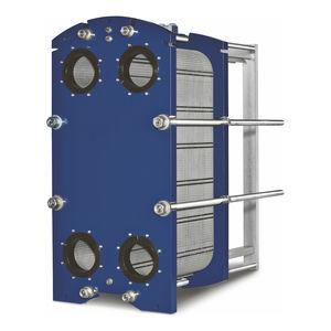 intercambiador de calor de placas y juntas