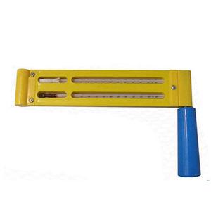 psicrómetro de lectura directa / de mano / temperatura / humedad relativa