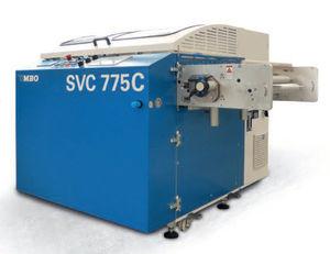 máquina cortadora de papel digital