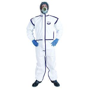 traje para la industria química / de trabajo / de tipo 5/6 / para la industria agroalimentaria