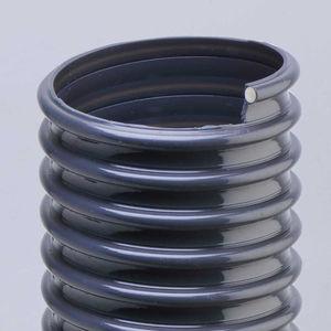 conducto de aire flexible / de PVC / para ventilación / de extracción de humos