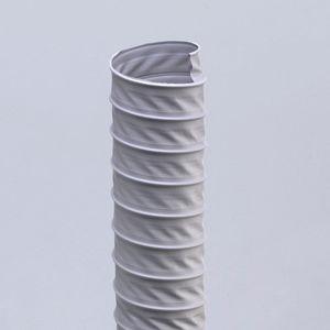 conducto de aire flexible / de tejido / revestimiento de PVC / de poliéster