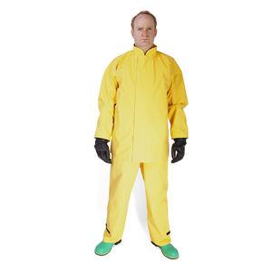 pantalón de trabajo / de protección química / de neopreno