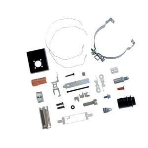 fosfatado de acero / de creación de prototipos / series grandes / ISO 9001