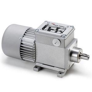 motorreductor coaxial / CC / de engranaje helicoidal / 10 W...50 W