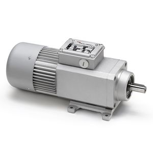 motorreductor coaxial / monofásico / trifásico / asíncrono
