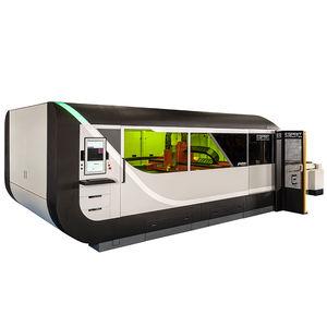 máquina de corte para metal / láser de fibra / láser 2D / de chapa