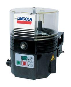 sistema de lubricación de grasa / multipunto / eléctrico / automatizado