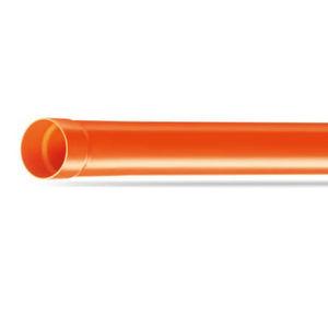 tubería rígida para agua caliente / impelente / de limpieza / para edificio
