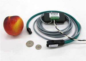 sensor de corriente con transformador