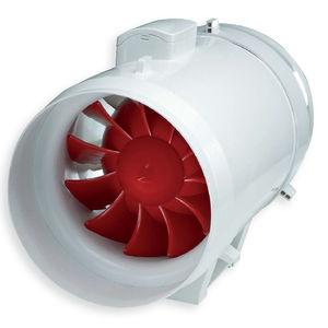 ventilador centrífugo / de caudal mixto / de circulación de aire / compacto