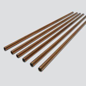 tubería rígida de acero al carbono