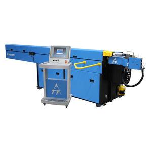 máquina curvadora servoeléctrica