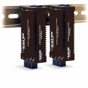 convertidor de medios / Ethernet / universal / industrial