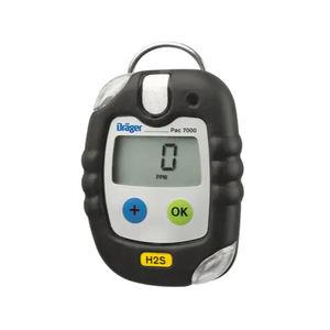detector de gas / de cloro / de amoníaco / de sulfuro de hidrógeno