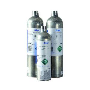 gas para calibración