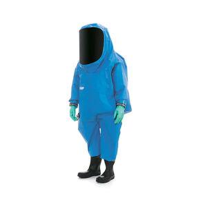 traje de trabajo / de protección química / ignífugo / criogénico