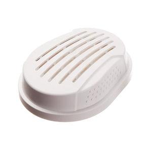 filtro de gas / de tamiz / para máscara respiratoria