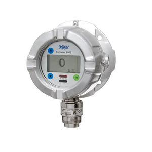 detector de gas / de gas combustible / digital / integrado