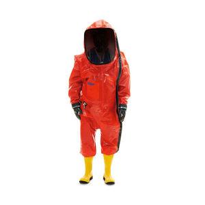 traje de trabajo / de protección química / criogénico / de poliuretano