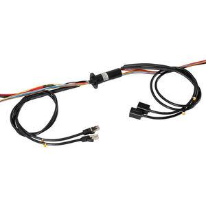 anillo colector vía Ethernet / Gigabit Ethernet / de cápsula / para la robótica