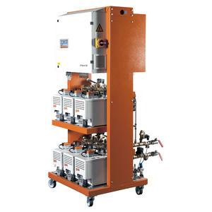 thermorégulatrice modular / con indicador digital / de circulación de agua / para prensa de inyección