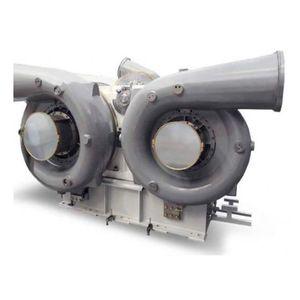 compresor compacto / de aire / fijo / eléctrico
