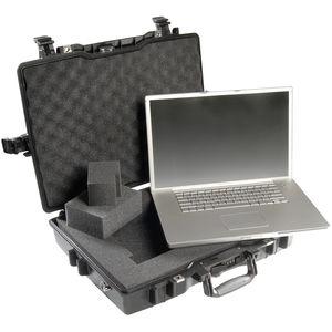 maletín de transporte / de protección / de polipropileno / para ordenador portátil