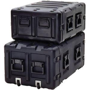maletín de protección / de plástico / para altas cargas / en bastidor