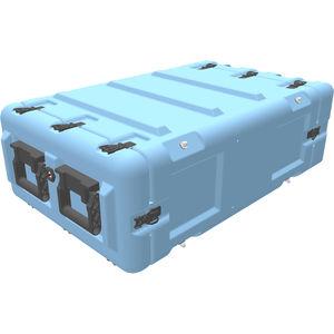 maletín de protección / de plástico / para equipamiento médico / para instrumentación