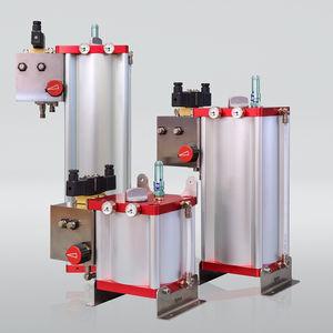 unidad de lubricación de aceite / por pulverización / para el mecanizado de metales / de chapa