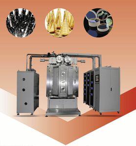 máquina de deposición PVD / PE-CVD / por pulverización catódica / de evaporación por arco