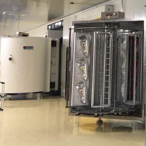 máquina de deposición PVD