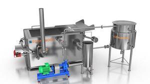 freidora industrial batch