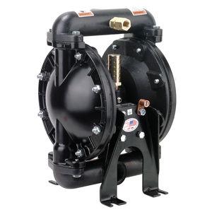 bomba de doble membrana / para gasóleo / para fuel / neumática