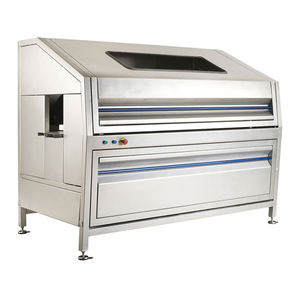 máquina de fileteado para truchas