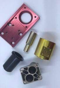 cadmiado de acero / para aluminio / militar