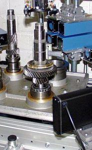 sistema de inspección con cámara / 2D / para la producción / de medición