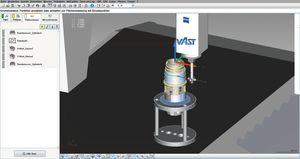software de simulación / de programación / para máquina CNC