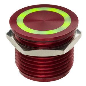 interruptor piezo / unipolar / con luz / AC