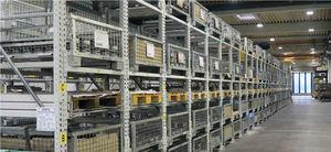 sistema de estanterías con paleta / de taller / con cajones